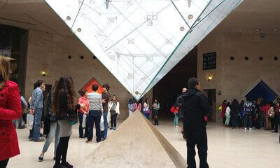 Two museums in Paris