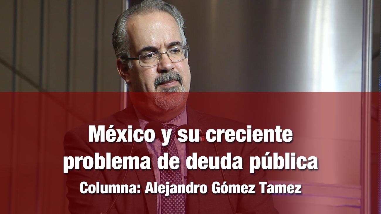México y su creciente problema de deuda pública