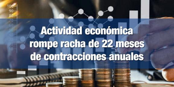 Actividad Económica en México