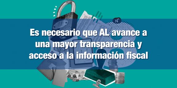Transparencia fiscal