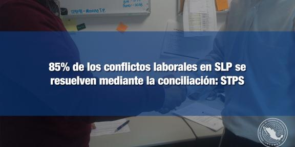 Conciliación laboral San Luis Potosí