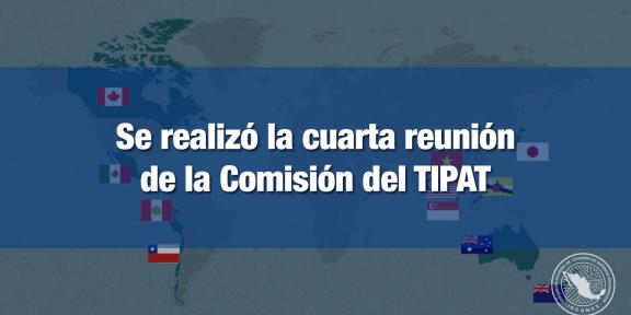 Cuarta reunión de la Comisión del TIPAT