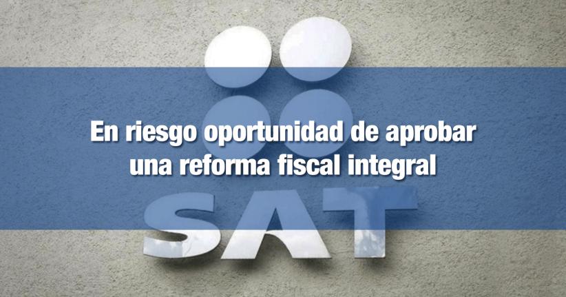 Reforma fiscal se presentará en septiembre
