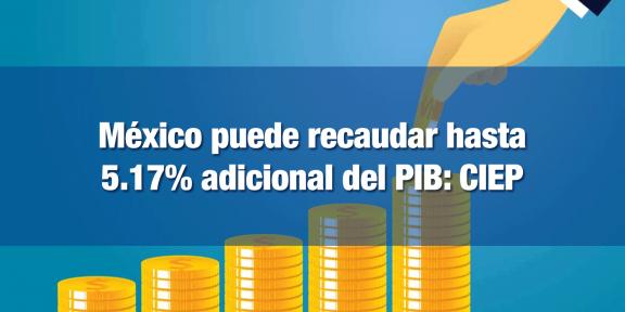 México podría recaudar más con reforma fiscal