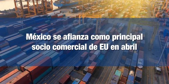 Crece comercio entre México y EU