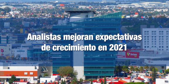 PiB de México crecería 5.9% en 2021