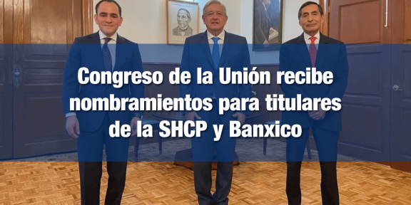 Herrera encabezaría el Banxico a partir de 2022