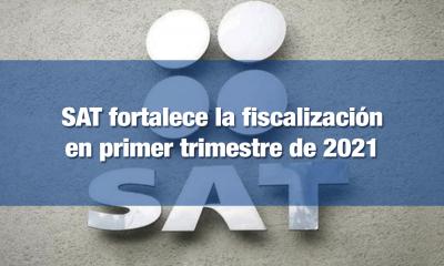 Fiscalización del SAT crece 10% a tasa anual
