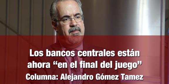 Bancos centrales en el final del juego