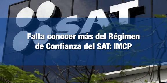 Contadores Públicos piden esclarecer el Régimen de Confianza