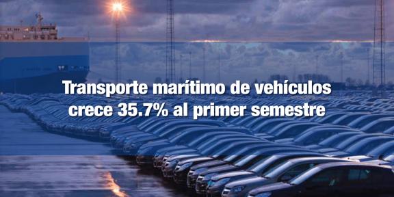 Crecen las exportaciones automotrices en primer semestre de 2021