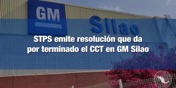 GM debe respetar derechos y prestaciones de los trabajadores