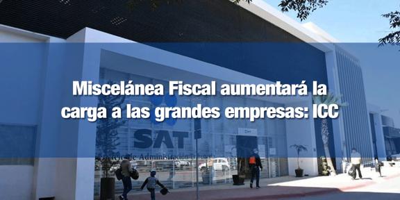 Miscelánea Fiscal debe ser aprobada antes del 31 de octubre