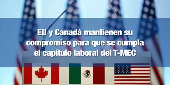 Los representantes señalaron que el cumplimiento de los derechos laborales incentiva el comercio internacional