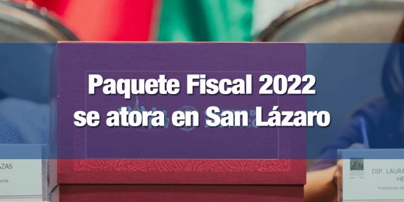 La Cámara de Diputados tiene hasta este 20 de octubre para aprobar el Paquete Fiscal