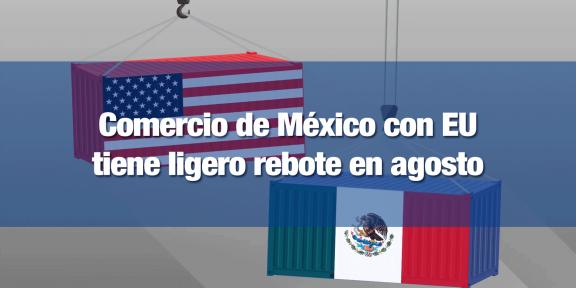 La COMCE espera que México cierre el año con un nuevo récord de exportaciones